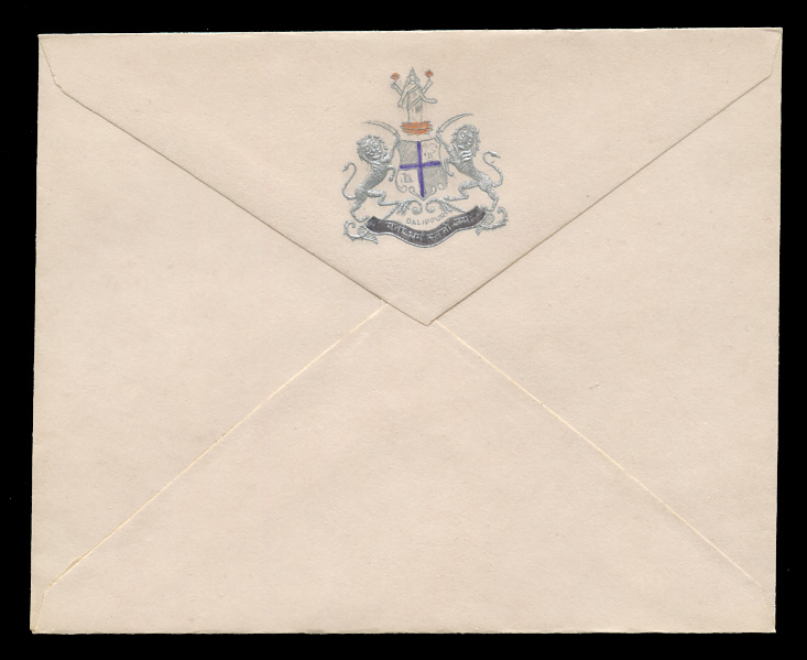 Indian Princely States Stationery