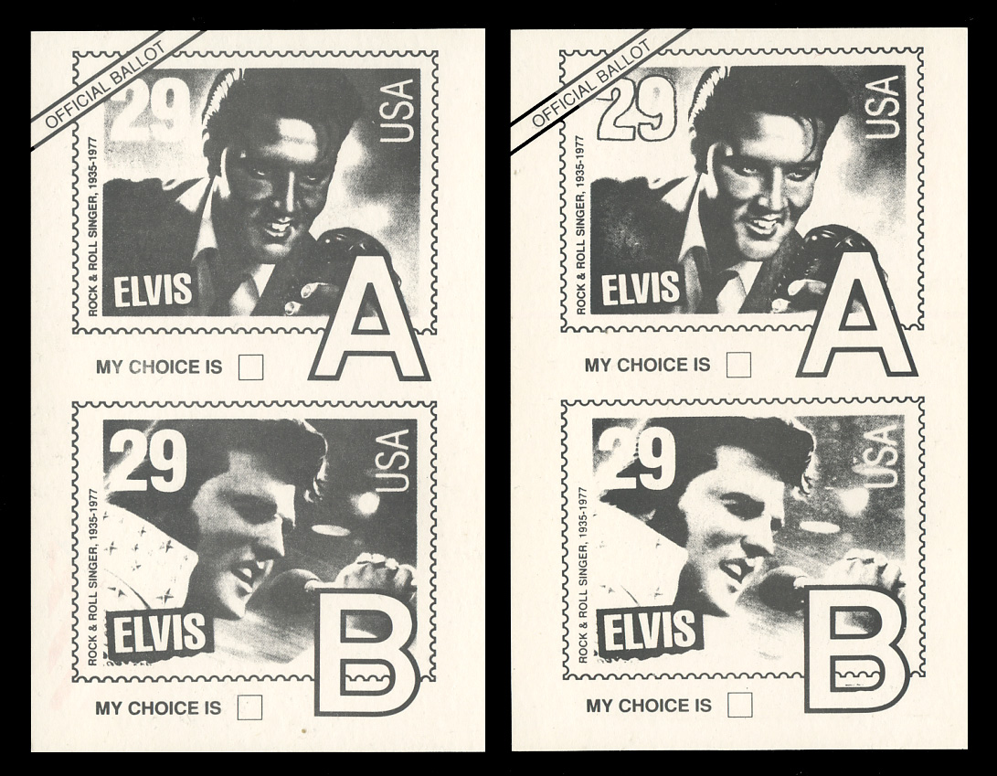 UX153 Elvis Ballot 2 Types
